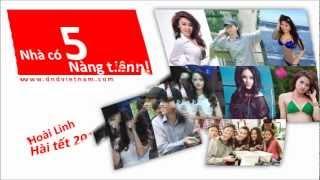 Phim Viet Nam | Hài Tết 2013, Nhà có 5 nàng tiên, Siêu phẩm hài 2013. | Hai Tet 2013, Nha co 5 nang tien, Sieu pham hai 2013.
