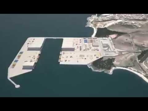 Base de apoio logístico offshore Itapemirim - ES