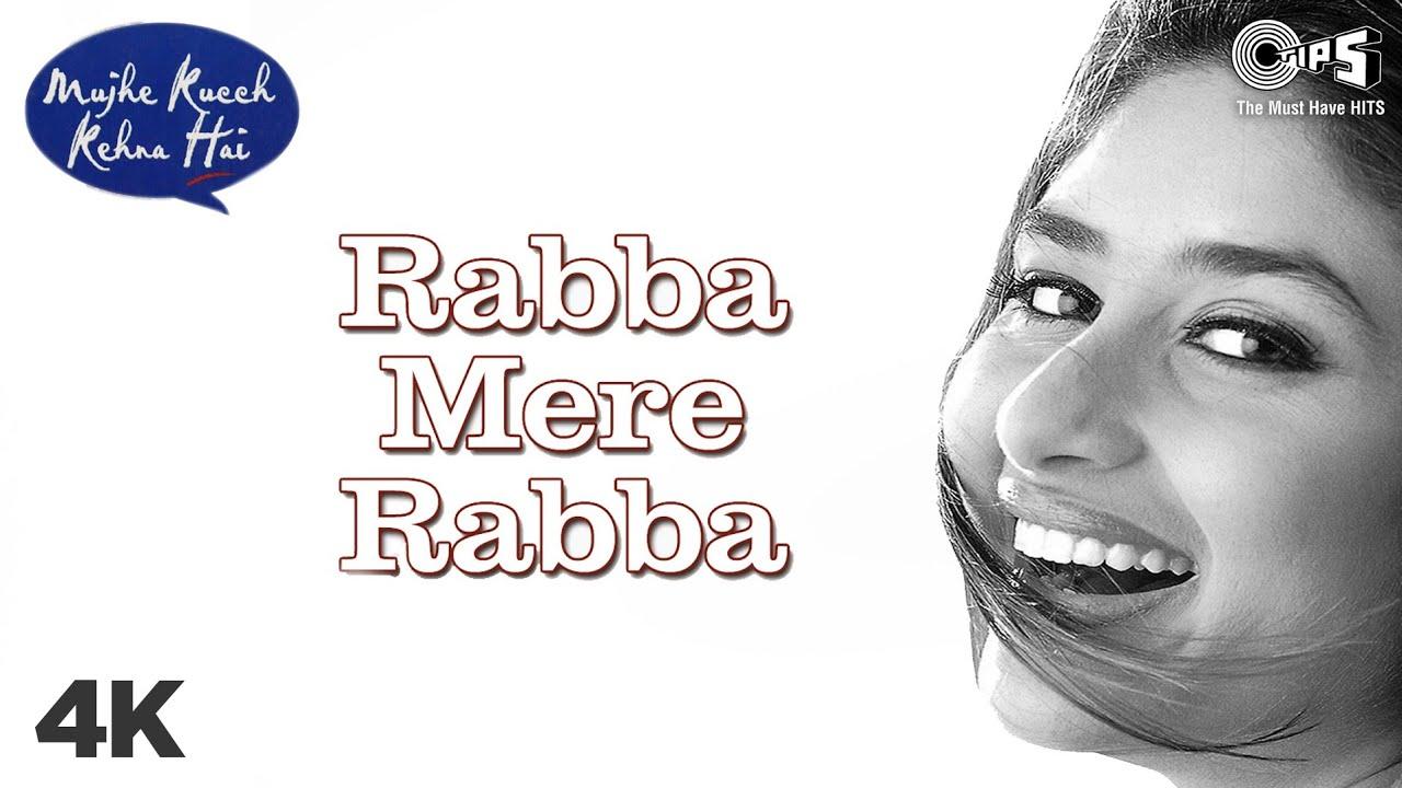 Rabba Mere Rabba | Is Pyaar Ko Main | Kareena Kapoor | Tusshar | Sonu Nigam | Mujhe Kucch Kehna Hai