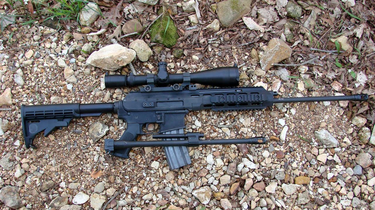 Arak 21 Gas Piston Upper Receiver For Ar 15 Lowers From