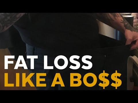 VLOG: Fat Loss like a Boss - Progress report & some thoughts