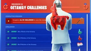 The NEW Fortnite HIGH STAKES CHALLENGES FREE REWARDS! (New Fortnite Free High Stakes Rewards)