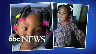 New lead in disappearance of 3-year-old Alabama girl l ABC News