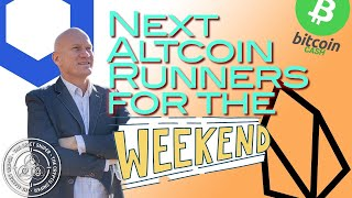 Next Altcoin Runners for the Weekend