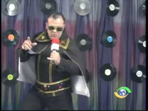 Só No Vinil Na TV  1  07  09   Apresentação Hugo Tupã O Cigano