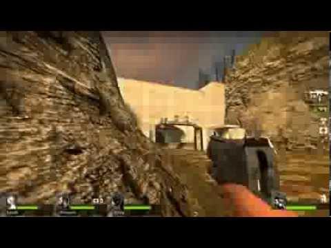 Left 4 Dead 2 - Half-Life 2: Water Hazard Part 1
