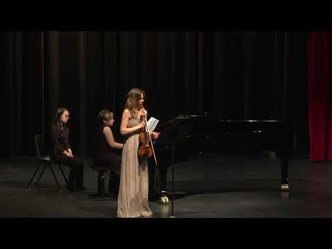 Viktoria Grynenko, Violin - Adagio From Spartacus Aram Khachaturian
