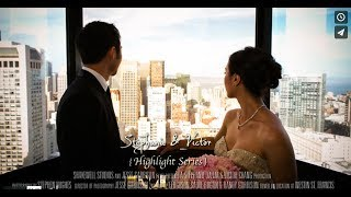 Westin St. Francis Hotel Wedding Wideo