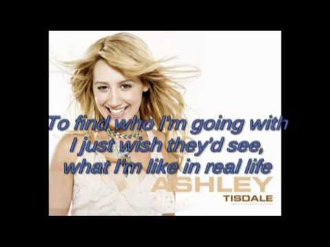 Ashley Tisdale  Not like that lyrics