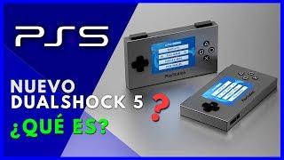 PS5: ¿ NUEVO DUALSHOCK 5 ? ¿ QUÉ ES ESTO ? | PlayStation 5 -  Notigamer - Jugamer
