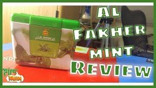 Al Fakher Series: Mint: Hookah Tobacco Review