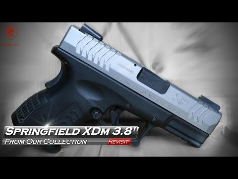 Revisitng the Springfield XDm