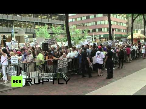 LIVE: Stop Iran nuclear deal rally in New York