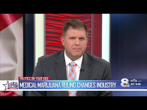 Tampa Company's Lawsuit Upends Florida Medical Marijuana Law