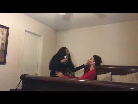 """""""IM DRUNK"""" PRANK ON GIRLFRIEND!!!"""