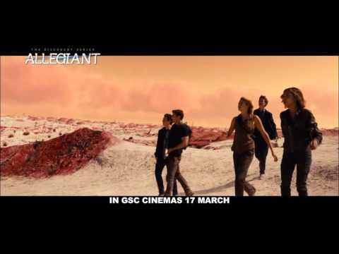 The Divergent Series: Allegiant 30sec Trailer