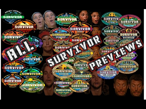 All Survivor Season Previews Borneo - Game Changers