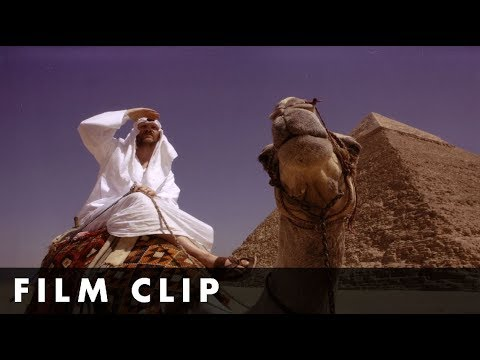 WHERE IN THE WORLD IS OSAMA BIN LADEN - Pakistan Clip With Morgan Spurlock