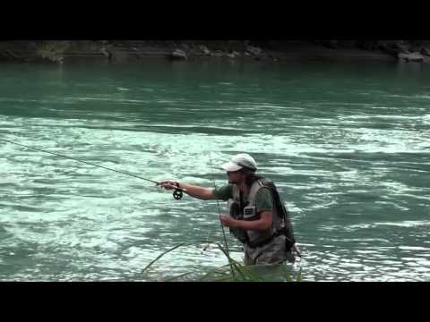 World Flyfishing Championship In Italy 2011 - Following Team Italy