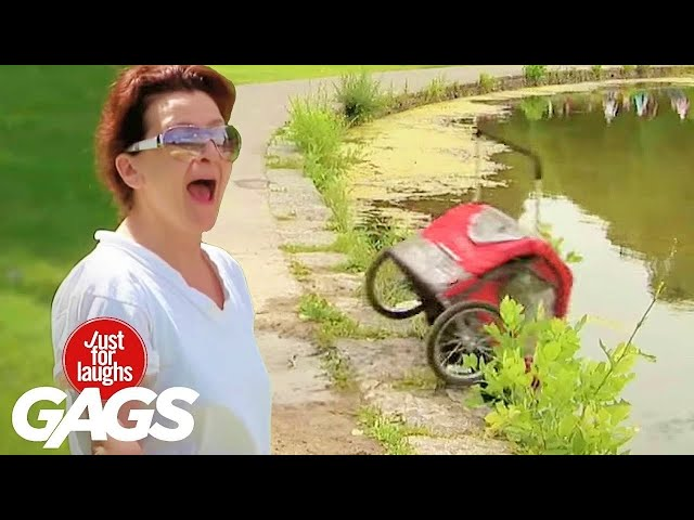 Просто ради шутки! Best 2019 Just For Laughs Gags Full Episodes New # 20