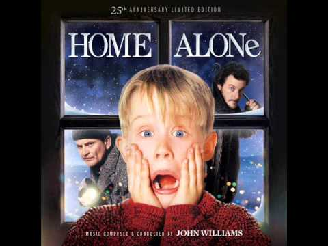 Home Alone Scaring Marv