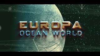 Европа - водный мир