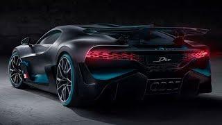 The Bugatti Divo - First Look World Premier
