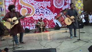 O Bondhu LaL Golapi By Studio58 performed in NSU