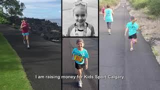 Why I run: Scotiabank Calgary Marathon