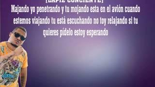 Lapiz Conciente -  Cuando Te Toco feat. Metrolo [Romántico] de (LetraLyrics)