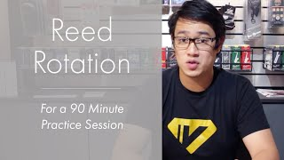 Advice on Rotating Reeds with Michael Tran
