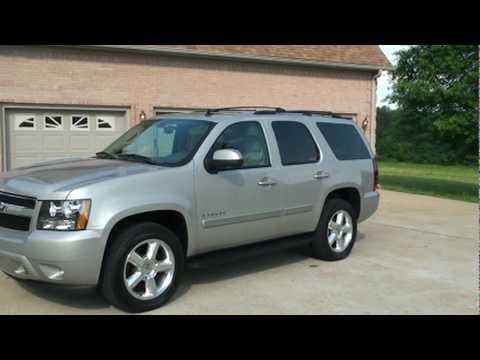 Chevy Tahoe Mpg >> SOLD !!! 2008 CHEVY TAHOE LTZ NAVIGATION TV DVD LOW MILES FOR SALE SEE WWW.SUNSETMILAN.COM.MPG ...