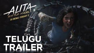 Alita: Battle Angel | Telugu Trailer | February 8 | Fox Star India
