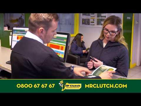 Mr Clutch Autocentres TV Advert – Car And Van Repairs, Services, MOTs And More!
