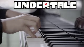 Undertale OST - Death by Glamour (Piano Cover)