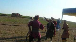Hubertowiny 2009  Sarmaci w Przygodziczkach