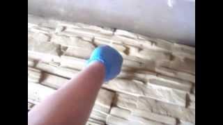Производство,Как сделать ? Как покрасить ?Покраска декоративного камня (аэрограф)(Наш сайт http://формы.com.ua/ тоже наш http://dikiy-kamen.nethouse.ru/, 2013-05-18T18:28:41.000Z)