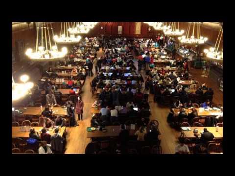 Harvard university library