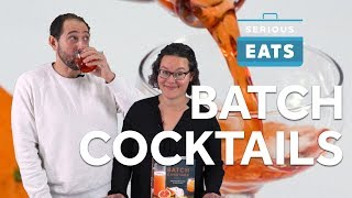 How to Batch (Almost) Any Cocktail | Serious Eats