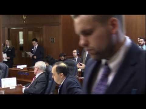 04-06-17 Sen. Begich Senate Budget Education Wrap Up
