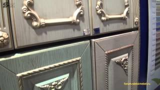 видео Отделка и декорирование элитной мебели