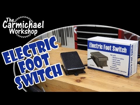 Harbor Freight Foot Switch Review