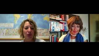 Chiara Sighel intervistata dalla  Business e Lifestyle coach Angela Santi