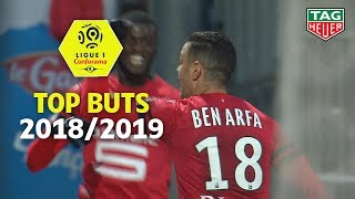 Top 5 Dribbles & Buts | saison 2018-19 | Ligue 1 Conforama