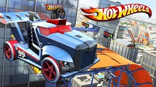 Hot Wheels Race Off - Level 40 to 45 All Levels 3 Stars thumbnail