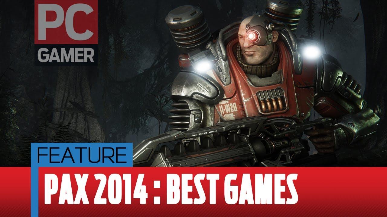 PAX 2014 recap - The best PC games at PAX - YouTube  PAX 2014 recap ...