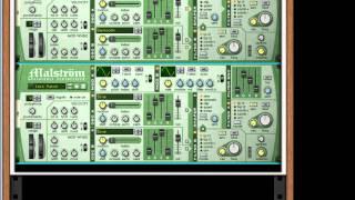 Robert Moog Sounds Mau5y Tutorial in (Reason6.5.3)