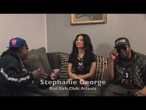 BAD GIRLS CLUB-STEPHANIE GEORGE TURN IT UP A NOTCH FULL INTERVIEW PT.1