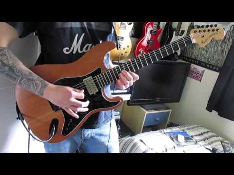 Avenged Sevenfold- 'Roman Sky' (Guitar Cover)