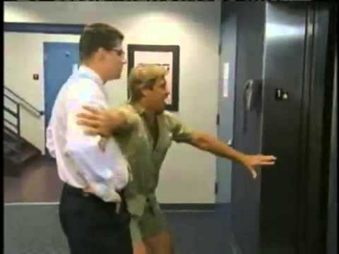 steve irwin and gay comedian youtube